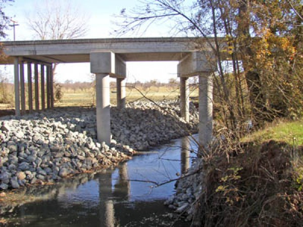 Hwy 70 North Honcut Creek Bridge Repair