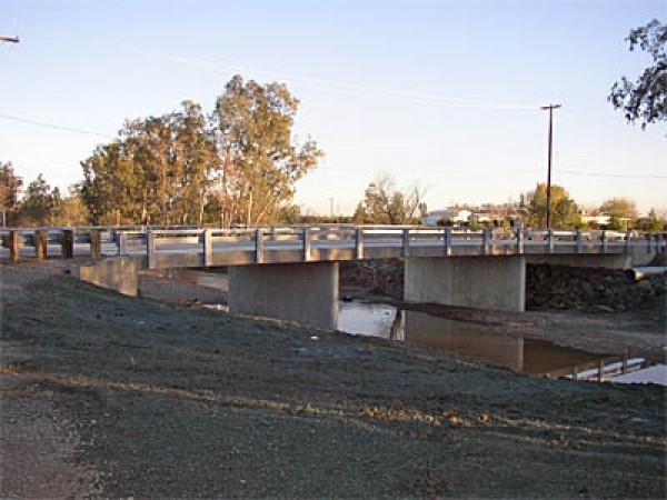 Brannin Creek Bridge Replacement